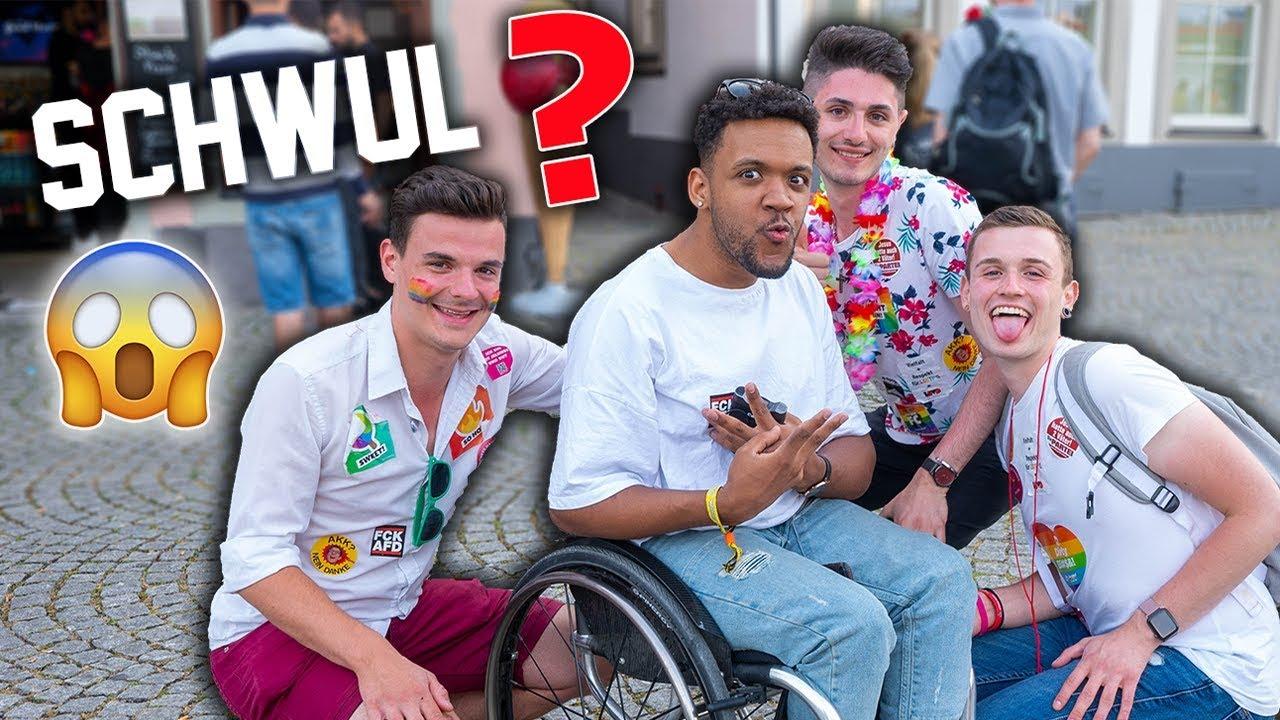 Man woran schwule erkennt Homosexuelle männer