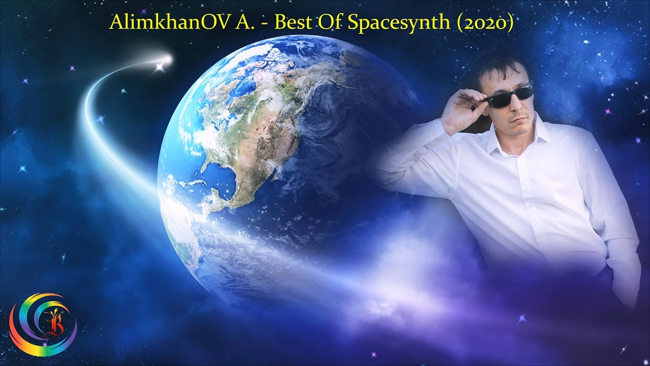 AlimkhanOV A.  -  Best Of Spacesynth 2020