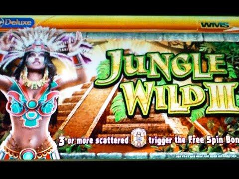 Jungle wild 2 slot game
