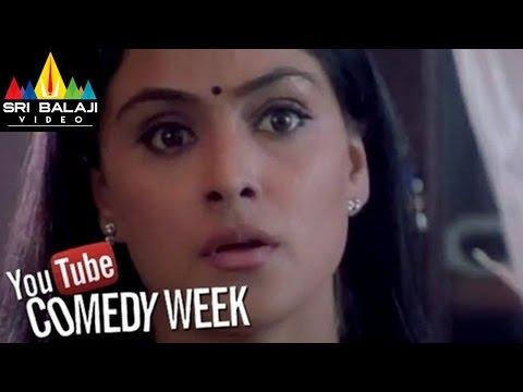 Brahmachari Movie Kamal Haasan and Simran Comedy | Kamal Haasan, Simran | Sri Balaji Video