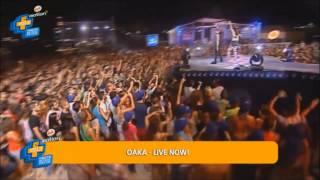 INNA - Shining Star, More Than Friends & Club Rocker Live @ Greece