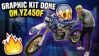 the-graphic-kit-is-finally-done-on-the-yz450f-looks-crazy-braap-vlogs