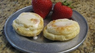 Mini Cream Cheese Danish - Lynn's Recipes