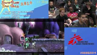 Dust: An Elysian Tail by Vulajin in 21:24 - SGDQ2014 - Part 72