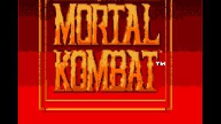 Game Gear Longplay [012] Mortal Kombat