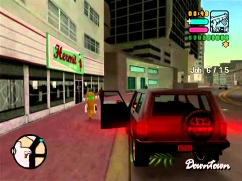 Grand Theft Auto: Vice City Stories Guide: Protection Racket