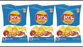 How to make Realistic 3D Lay'ss chips Packaging Design in CorelDraw