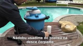 Montáž pískové filtrace Marimex Prostar 4 thumbnail