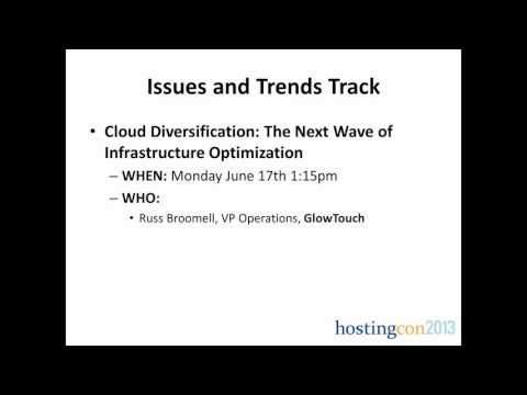 HostingCon 2013 Session Highlights With Industry Thought Leaders