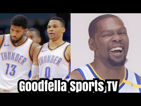 Paul George Requested Trade Outta OKC Because of Beef w/ Russell Westbrook!!!