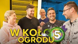 Dorota Szelągowska i 5 Sposobów Na – W KOŁO OGRODU #5
