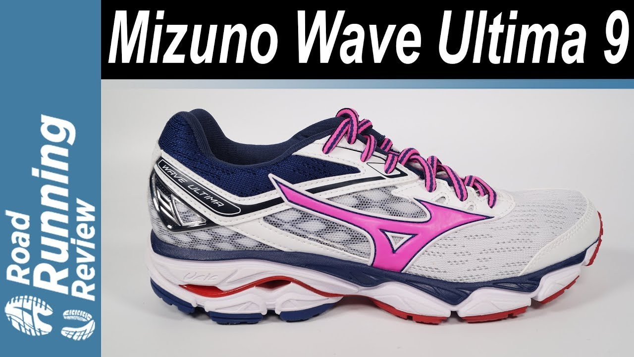 Mizuno Wave Ultima 9 Review - YouTube 999a6cf43cd
