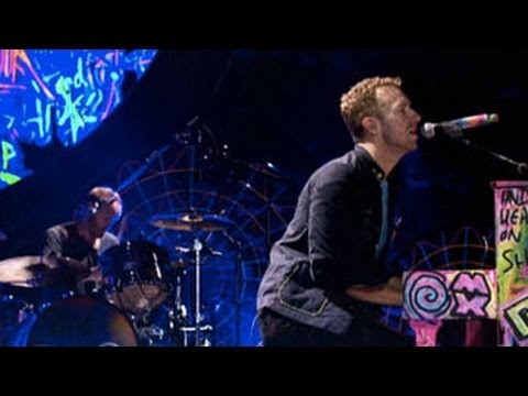 Coldplay - Paradise (Live 2012 from Paris) Mp3