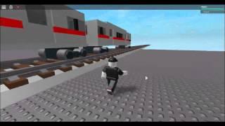 Roblox MTA Metro North Railroad M-8 Train