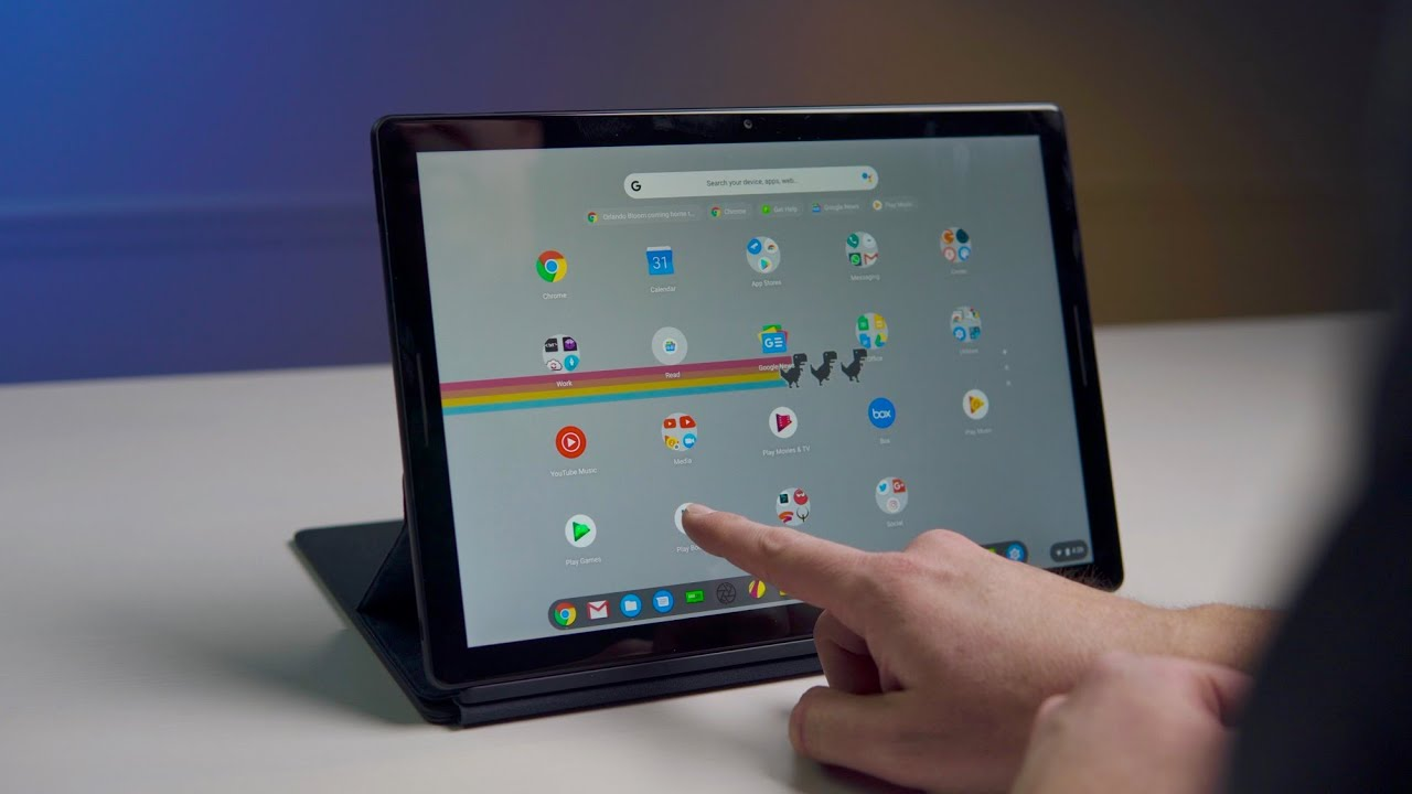 chrome os features