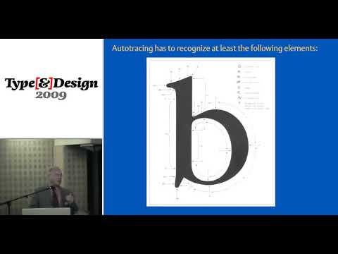 Digital Typography and Artificial Intelligence