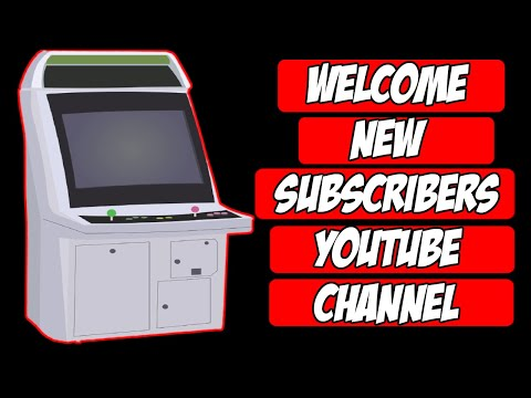 Welcome New Subscribers YouTube Gaming Channel Trailer 2021