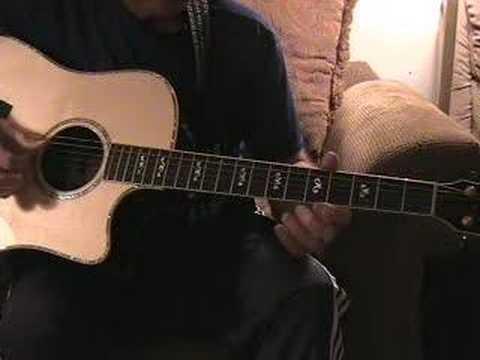 Cripple Creek - Open G Guitar