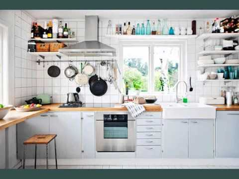 Storage \ Shelving Picture Ideas Kitchen Shelving Ideas - YouTube - kitchen shelving ideas