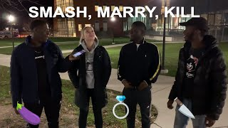 SMASH, MARRY, KILL || Public Interviews