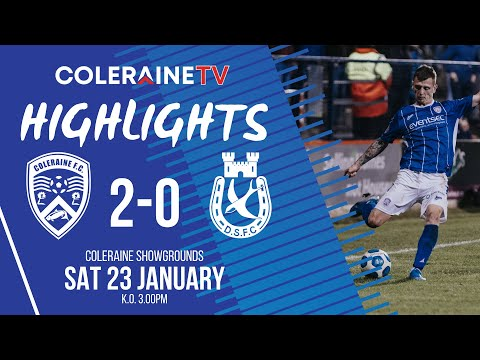 Coleraine Dungannon Goals And Highlights