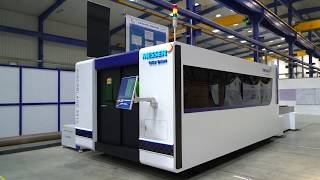 Messer Fiberblade -V (Best CNC Fiber Laser Cutting Machine)