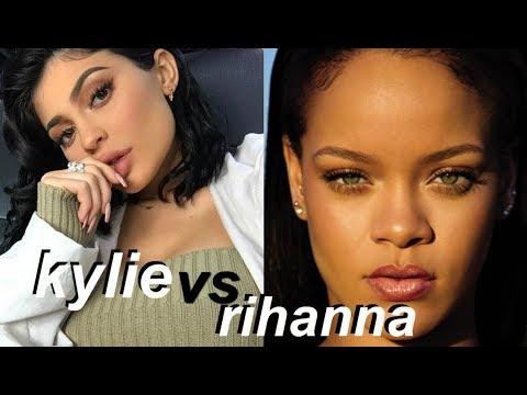 kylie cosmetics vs fenty beauty