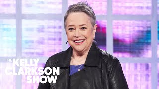 Kathy Bates Brought A Bird Back To Life: 'I Can Heal Like Jesus'