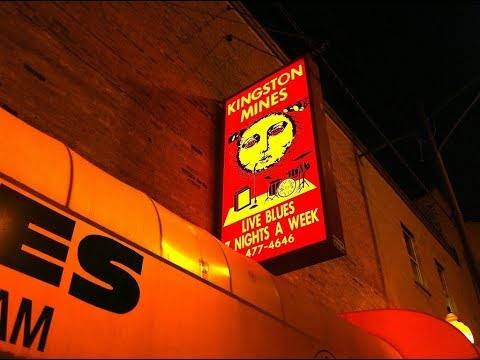 A Night At Chicago's Oldest Blues Club KINGSTON MINES