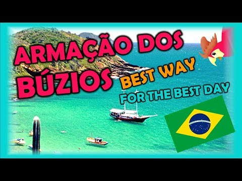 ARMAÇÃO DOS BÚZIOS Brazil, Travel Guide. Free Self-Guided Tours (Highlights, Attractions, Events)