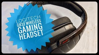 Logitech G933 Gaming Headset Review
