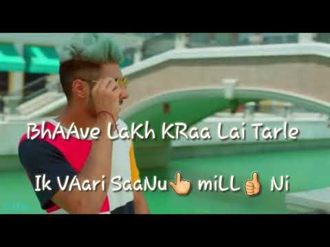 Billiyan Billiyan Akha..Song By Guri Jass Manak Geetmp3 Status