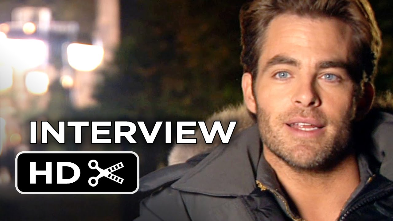 Let Chris Pine Teach You How to Tell One White Leading Man Named Chris From ...