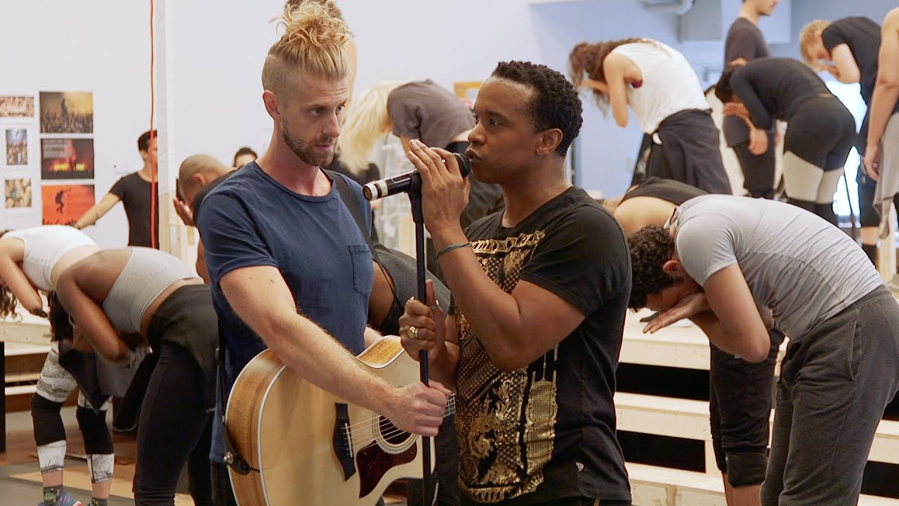 The Jesus Christ Superstar Touring Cast Shows Us What's the Buzz