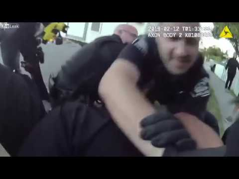 Fullerton Police Release Bodycam Video Amid Investigation Into How Man Died After Being Detained