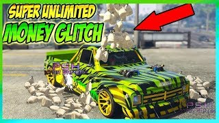 THIS SOLO GTA 5 Money Glitch.. Unlimited Money Glitch 1.50 GTA Online