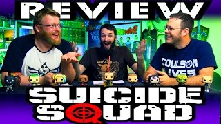 Suicide Squad Movie REVIEW and DISCUSSION!! (Spoilers!!)