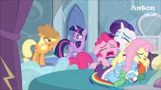 Радуга Дэш | Отрывок | 5 сезон | 5 эпизод | Концовка | My Little Pony
