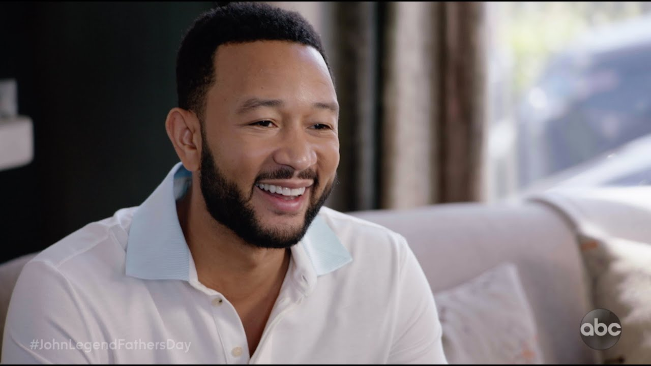 'John Legend and Family: A Bigger Love Father's Day' | How to ...