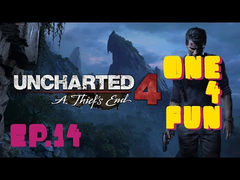ITS A GAWDAM PIRATE UTOPIA FAM! :: Uncharted 4 :: Ep 14 :: One4Fun