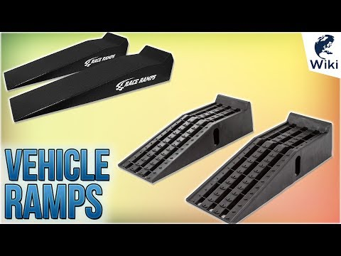 9 Best Vehicle Ramps 2018