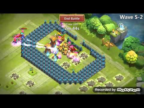 Castle Clash: Working On HBM S For The Sweeps