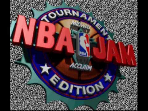 NBA Jam Tournament Edition SNES Music - Team Select