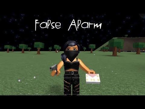 False Alarm - Roblox Music Video