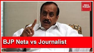 BJP Leader H Raja Targets Journalist for Referring To Poem Favouring Women's Temple Entry