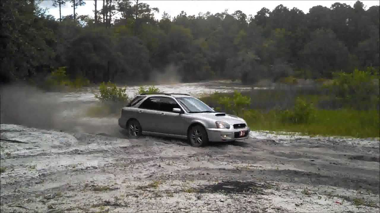 Messing around in the sand 2005 subaru impreza wrx wagon youtube vanachro Images
