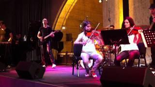 """""""Nairi"""" Rock Band and """"Tarerg"""" Quintet"""