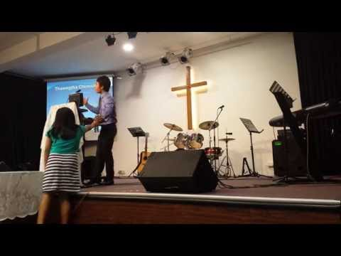 Samuel Tin Hre Lian sermon at LCFS on 27th Apr 2014