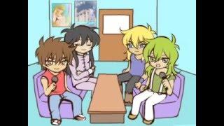 Seiya E Shun Pegasus Fantasy