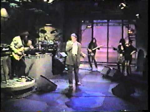 David Lee Roth Tell The Truth on Letterman